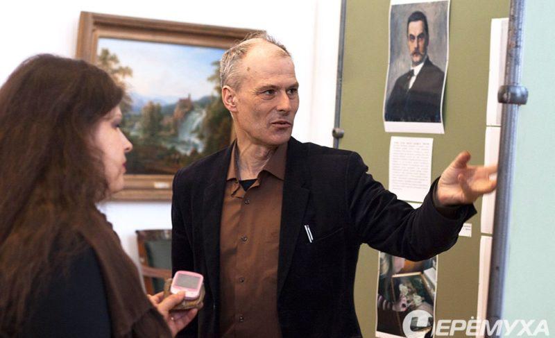 «Он был лицом Рыбинска, душой и светлым умом рыбинского музея». Умер Сергей Овсянников