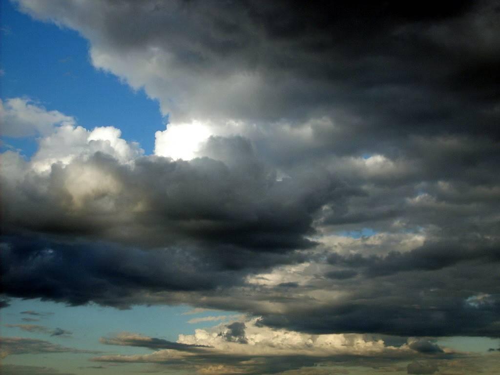 Стих ветер тучи нагоняет значит будет дождь