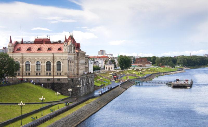 Рыбинск — комфортный город? Мнение Минстроя