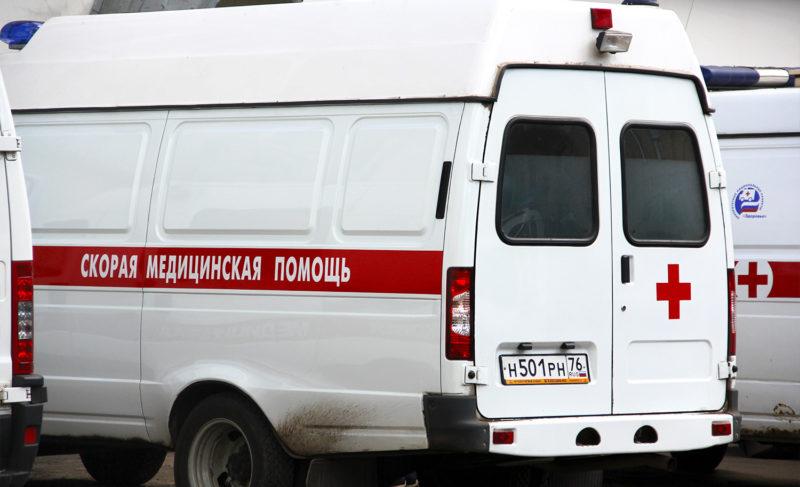 На Кольцова из окна седьмого этажа выпала девочка