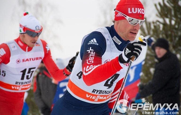 Две золотые медали российских лыжников. Фоторепортаж