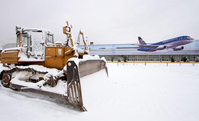 Сергей Зиборов: «Наша задача — не дать заводу остановиться»