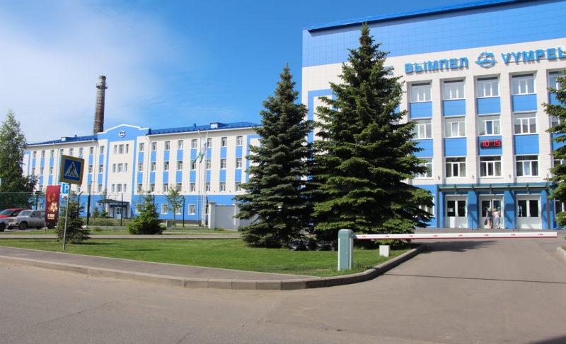 «Вымпел» помогает Рыбинску