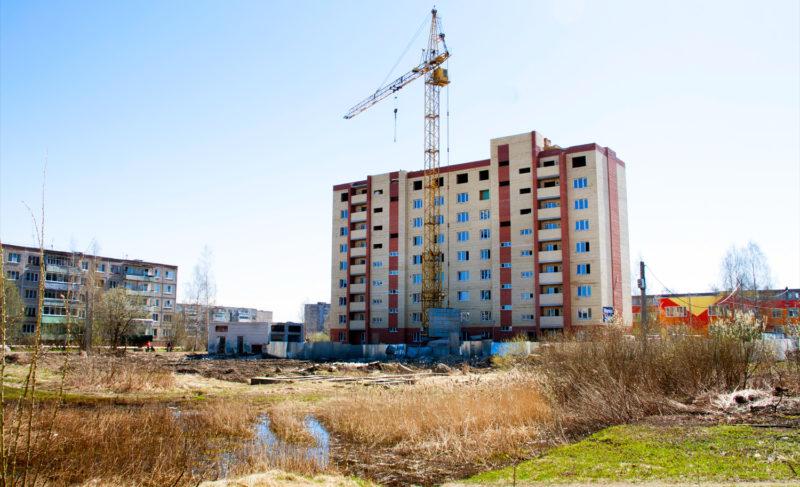 Сколько «квадратов» жилья приходится на одного рыбинца? Статистика по жилищному строительству
