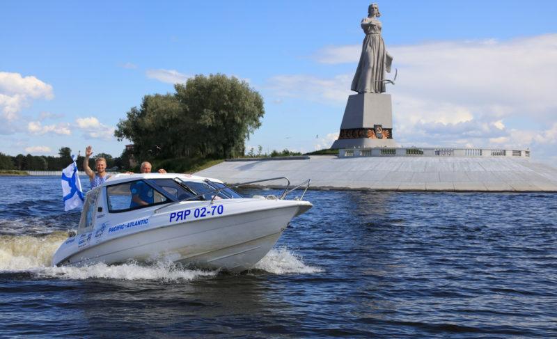 Экспедиция «Голубое ожерелье России» из Петербурга в Севастополь пройдёт на катерах «Вымпела»