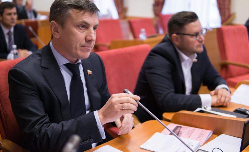 Сергей Балабаев «бросил Добрякову перчатку» и вызвал его на дебаты