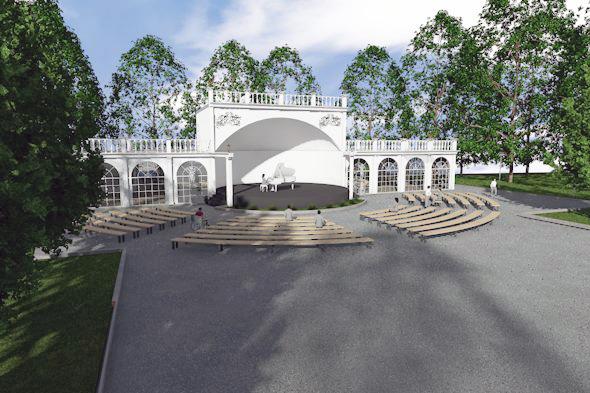 В Волжском парке планируют восстановить балюстраду. Какой она будет после реконструкции?