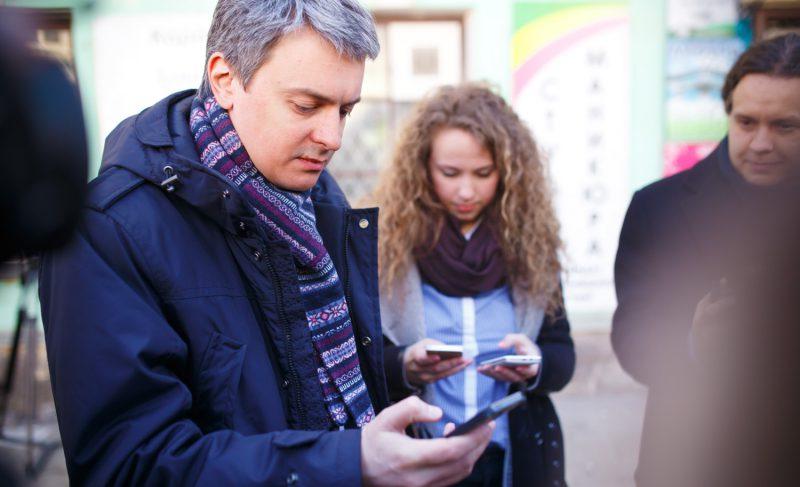 Василий Середа: «Доверие клиентов – залог успеха любого бизнеса»