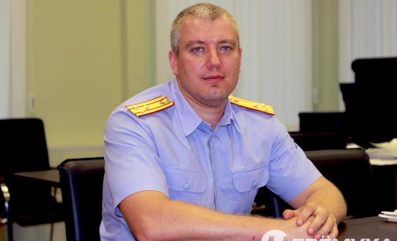 Гусенков ушёл с поста руководителя следственного отдела по Рыбинску