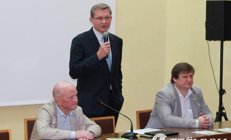 Владимир Рыжков: «Еслибы яжил вРыбинске, голосовалбы заЛогинова»