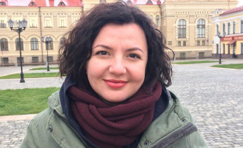 Светлана Израйлева назначена новым пресс-секретарём главы Рыбинска