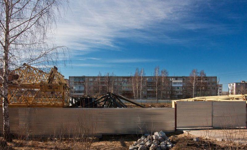 Нового рекорда этажности в Рыбинске пока не будет. Зато строят дом на 318 квартир