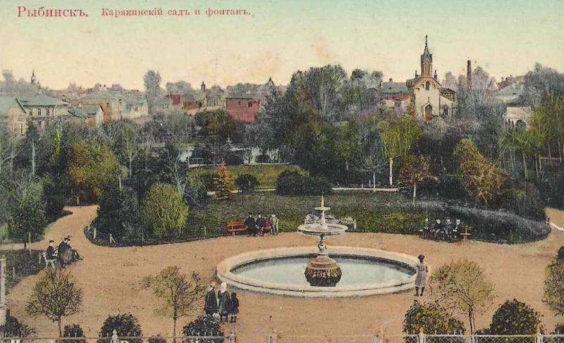 Жертва охраны: почему погибает Карякинский парк?