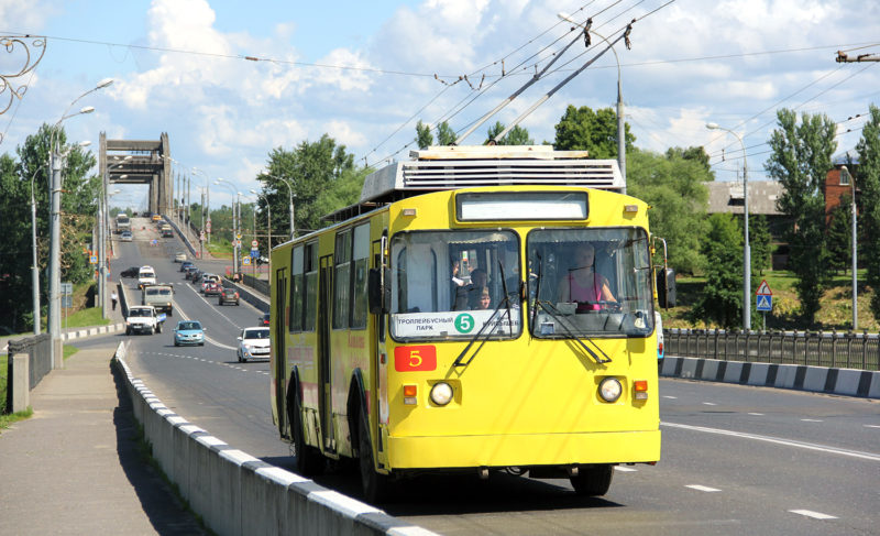 Почему рыбинцы голосуют за увеличение количества рейсов по троллейбусному маршруту № 5