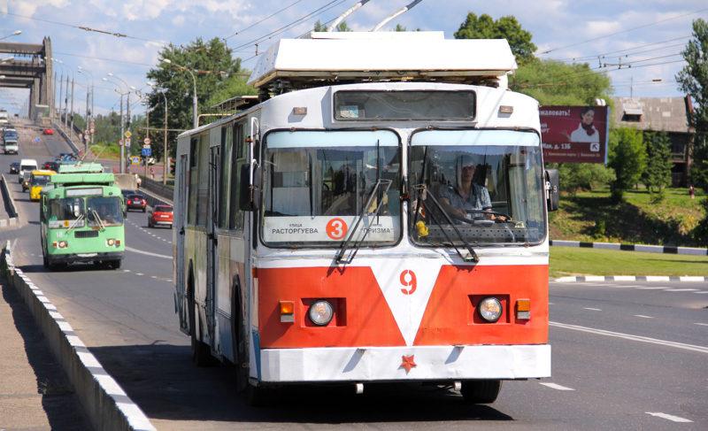 Транспортные изменения: минус один маршрут у троллейбусов, новая схема движения у автобуса №12
