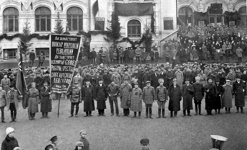 Сто лет со дня Октябрьской революции. Как менялась власть в Рыбинске?