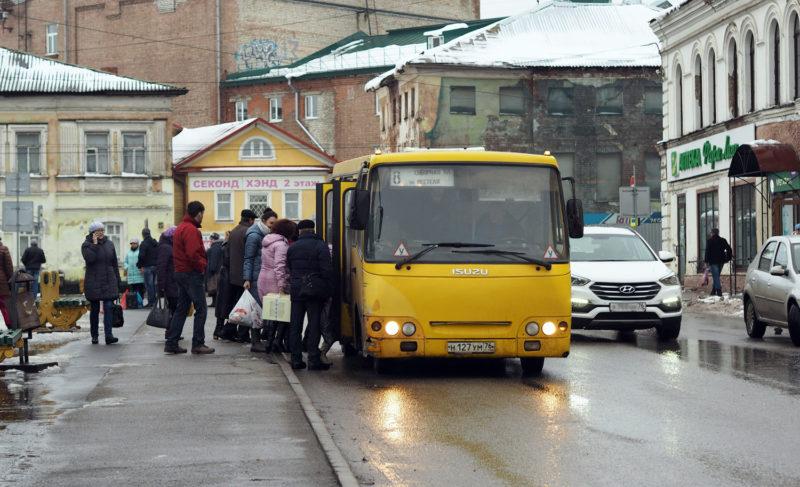 В Рыбинске станет на одну остановку больше. Шесть пунктов сменят названия