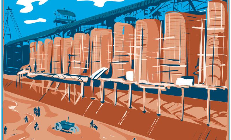 Приносящие свет. Как строили Рыбинский иУгличский гидроузлы