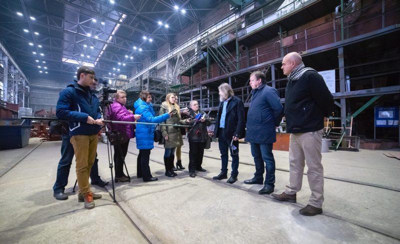 В кругосветку! «Вымпел» построит самую большую парусную яхту в мире