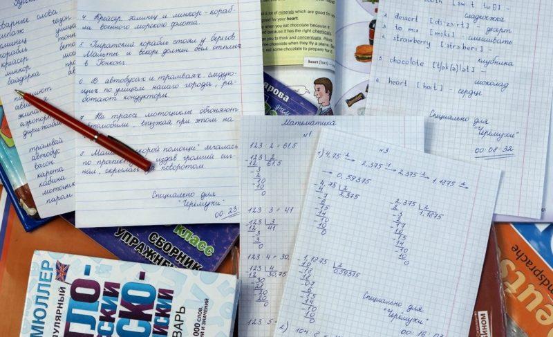 «Нагружать всё больше нас стали почему-то»: рыбинцы жалуются на объём домашнего задания в школе