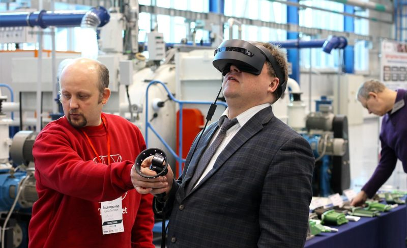 Детализированный 3D-принтер, супермощный поглотитель влаги и виртуальный шлем для конструктора: какие идеи «Сатурн» может воплотить в серийном производстве