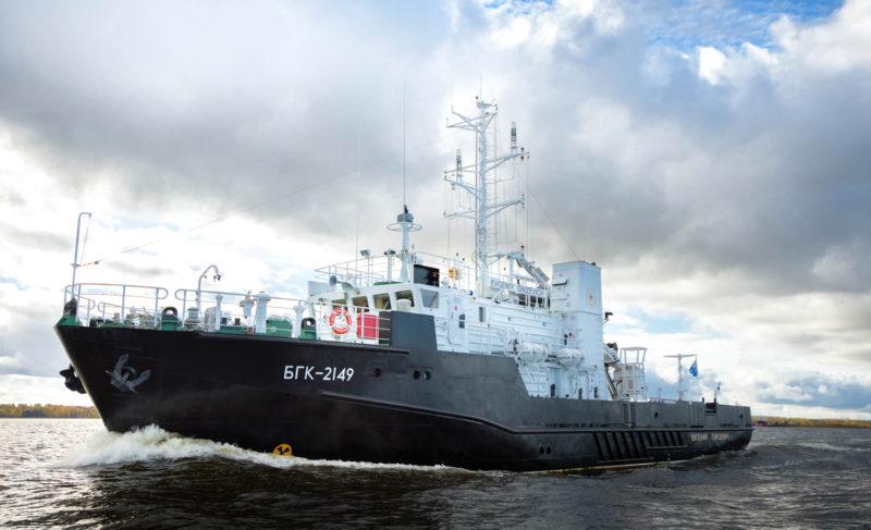 «Ламантин», малое гидрографическое судно иморской транспорт вооружения. Какие корабли «Вымпел» строит для обороны ибезопасности