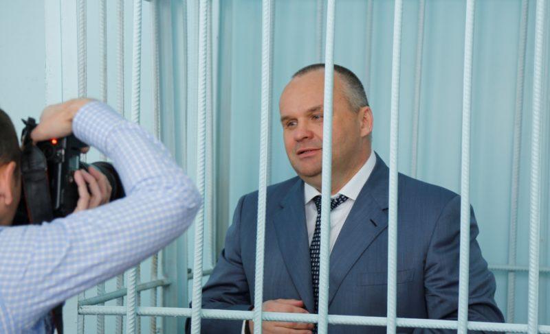 Юрий Ласточкин — в Красноярском крае. Уже точно