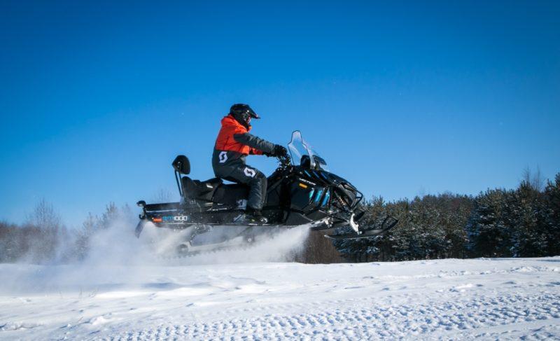 Европейский вектор «Русской механики»: финские журналисты оценили снегоход нового поколения