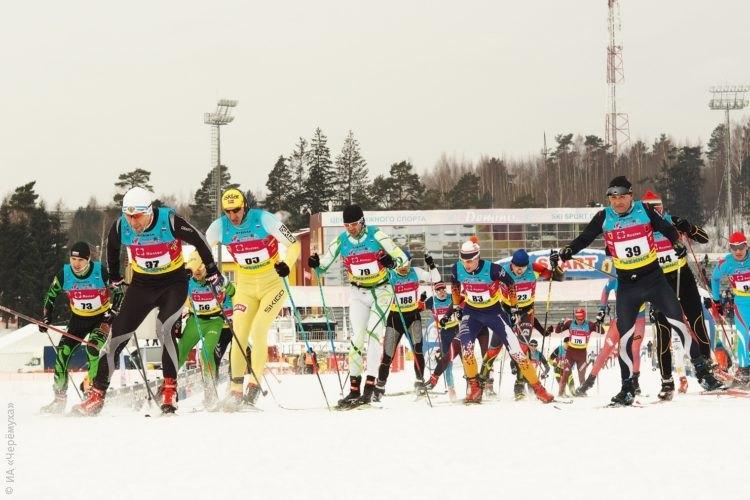 Олимпийские чемпионы Крюков иЛегков выступят вДеминском лыжном марафоне