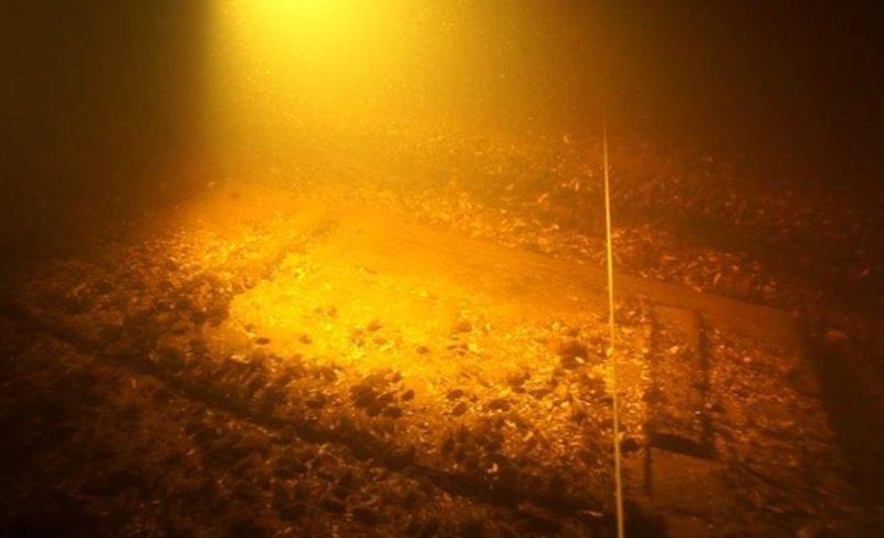 Водолазы нашли в Рыбинском водохранилище погреб Мусиных-Пушкиных. Возможно, винный