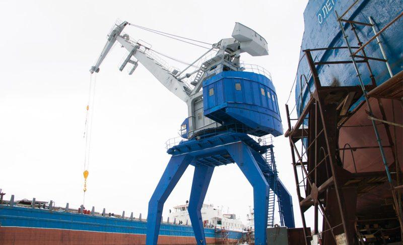 Курс — на расширение: «Вымпел» заложил на «Верфи братьев Нобель» второй морской транспорт вооружения