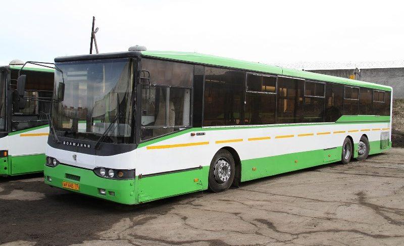 Помощь из Москвы: в Рыбинск поступили семь автобусов