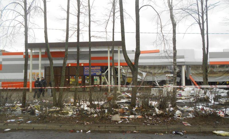 Администрация Рыбинска: крыша супермаркета «Дикси» могла обрушиться из-за неправильной эксплуатации здания