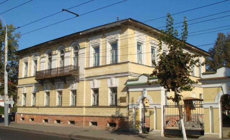 В Рыбинске приступили к реставрации усадьбы Наумова