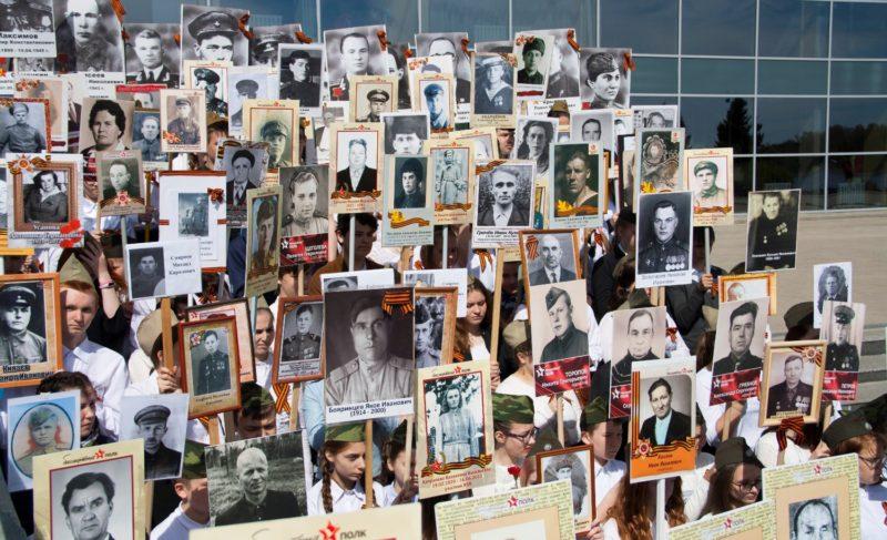 День Победы-2019 в Рыбинске. Обзор программы