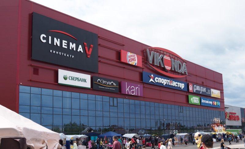 В Рыбинске начал работу многозальный кинотеатр. Его построили в рекордные сроки