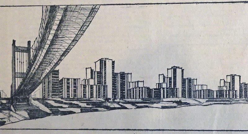 Город, которого не получилось: каким видели новый Рыбинск архитекторы из семидесятых