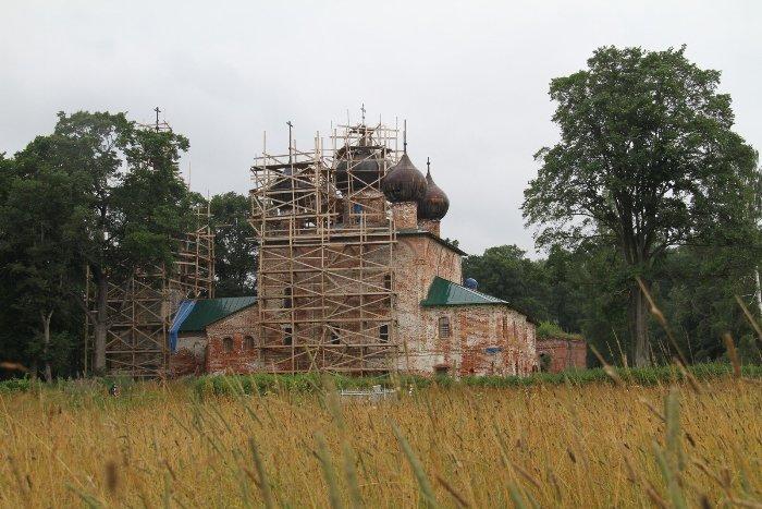 Храм в Хопылёво восстановят. На деньги из федерального бюджета