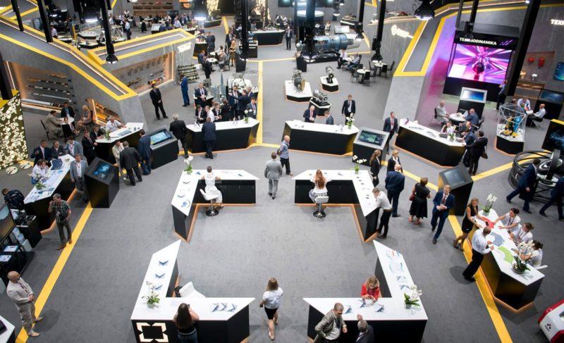 Онебе, море ивысоких технологиях: «Сатурн» принял участие вчетырёх международных выставках