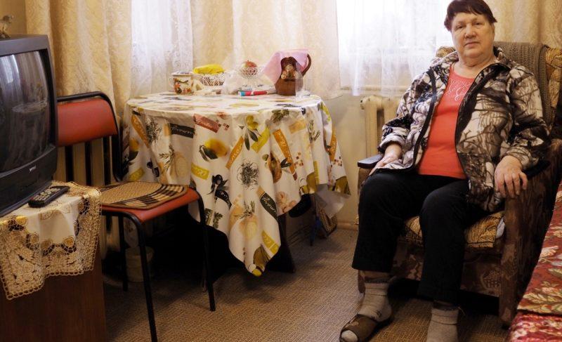 «Мы здесь не в тюрьме!» Как живут в рыбинском Доме престарелых