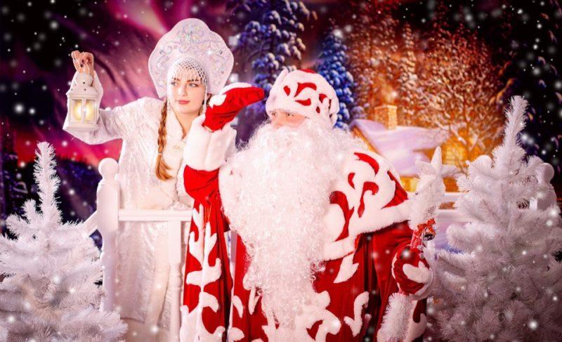 Профессия — Дед Мороз. Аниматоры Катерина Калинина и Евгений Добров рассказали о работе в канун Нового года