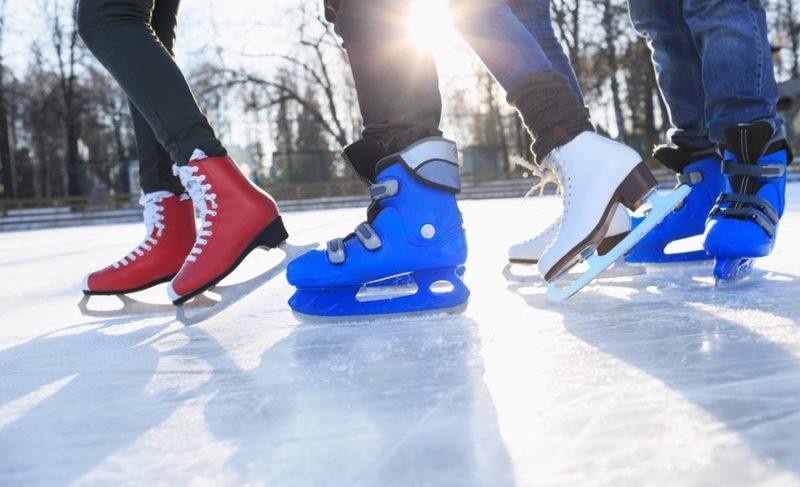 Где в Рыбинске можно покататься на коньках? Интерактивная карта ледовых площадок