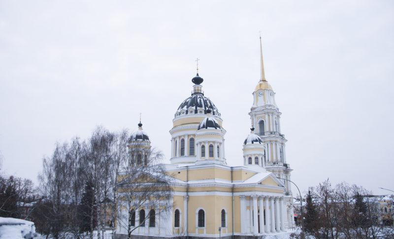Будет ли ремонт? Состояние Спасо-Преображенского собора в фоторепортаже Александры Кузнецовой