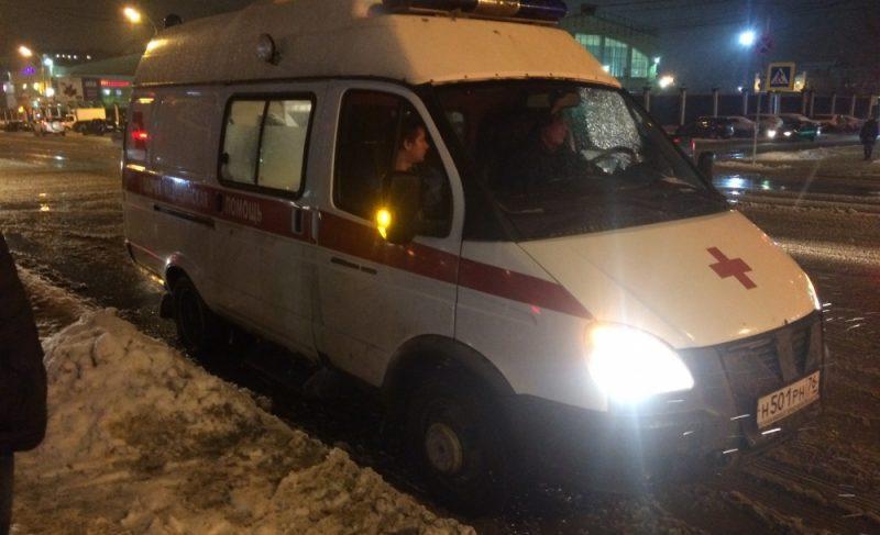 В ДТП на перекрёстке Луначарского и Герцена пострадала женщина