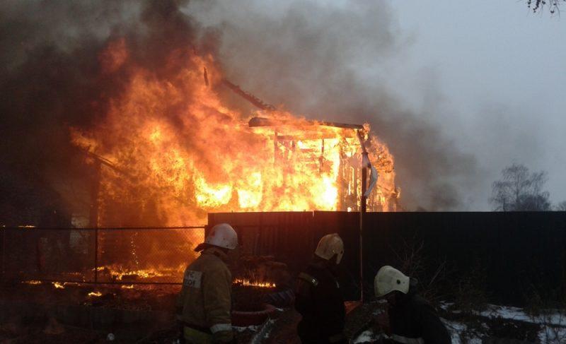 Очень часто пишут о пожарах. Почему они происходят?