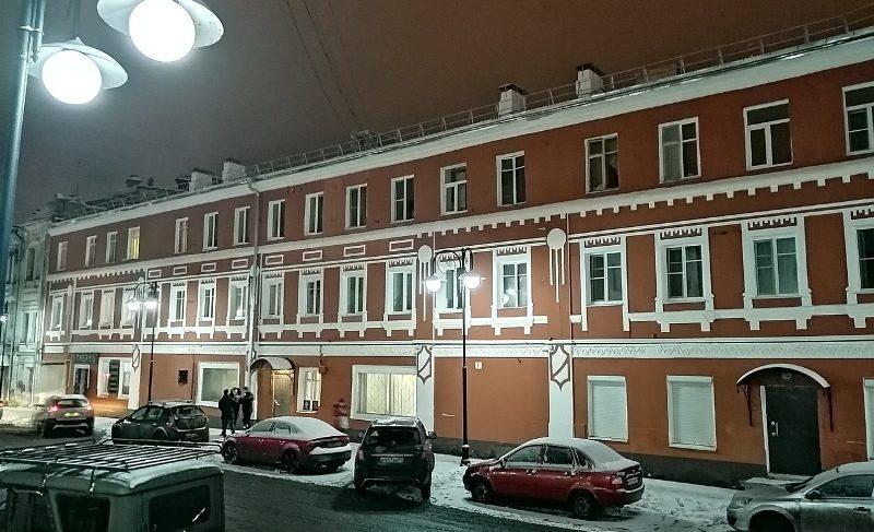 В Преображенском и Вознесенском переулках обновили светильники