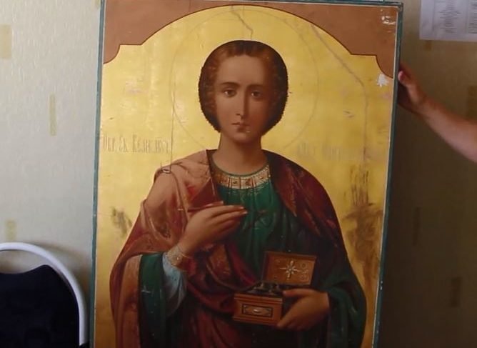 В Рыбинске задержали подозреваемого в краже икон. Они представляют особую историческую и культурную ценность