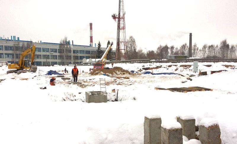 Что известно о компании «Макси», которая строит новый гипермаркет в Рыбинске