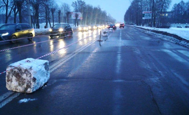 Провал на проспекте Ленина: сколько времени потребуется на устранение коммунальной аварии