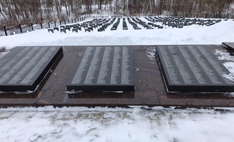 К 75-летию Великой Победы обновят мемориал на Всехсвятском кладбище